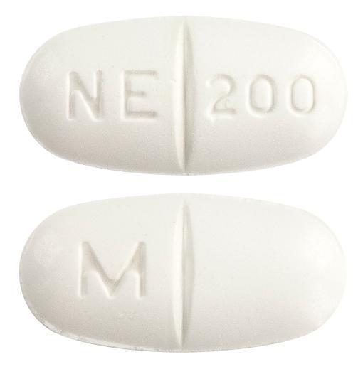 view of Nevirapine (Alphapharm)