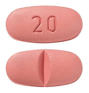 view of Memantine (Generic Health)