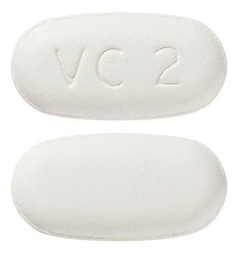 view of Valaciclovir (Actavis)
