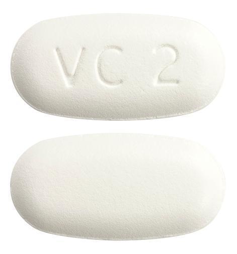 view of Valaciclovir (Generic Health)