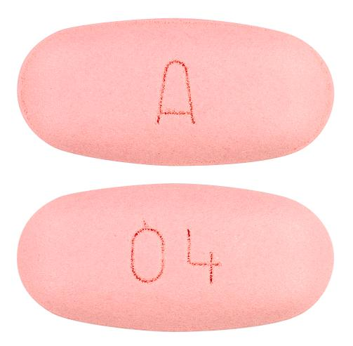view of Simvastatin (Pfizer)