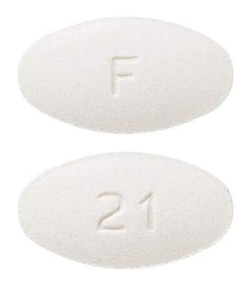view of Alendronate (Pfizer)