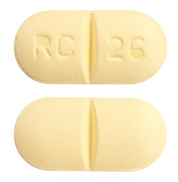 view of Donepezil Hydrochloride (RBX)