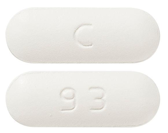 view of Ciprofloxacin (AN)
