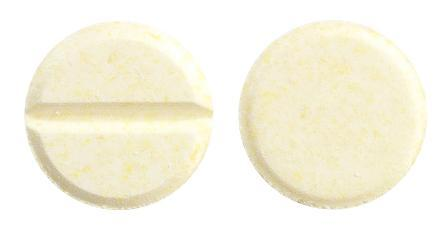 view of Olanzapine ODT (Generic Health)