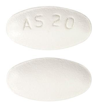 view of Atorvastatin (SZ)