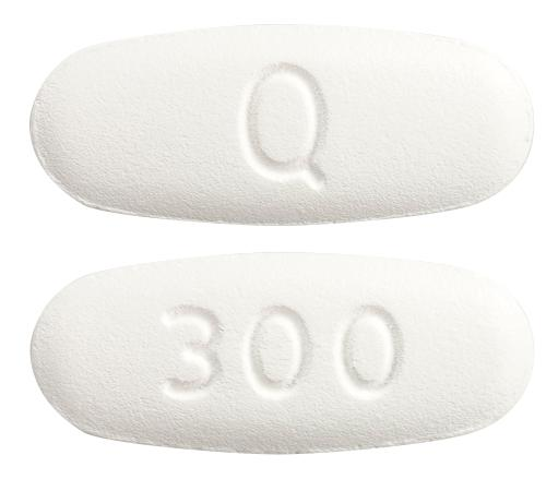 view of Quetiapine (GH)