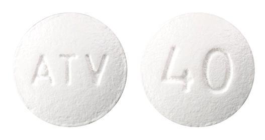 view of Atorvastatin (Pfizer)