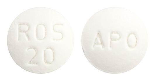 view of Rosuvastatin (Blooms The Chemist)