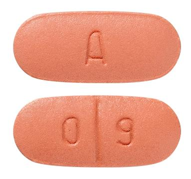view of Mirtazapine (Pfizer)