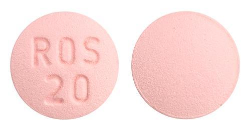 view of Rosuvastatin (GH)
