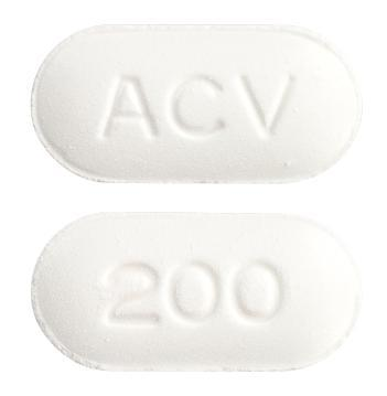 view of Aciclovir (GH)
