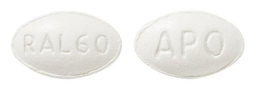view of Raloxifene Hydrochloride (Apo)