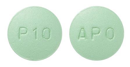 view of Perindopril Arginine (Apo)