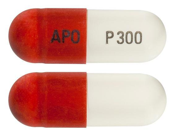 view of Pregabalin (Apo)