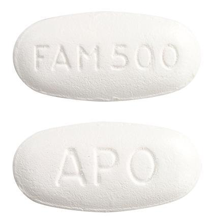 view of Famciclovir Once (Apohealth)