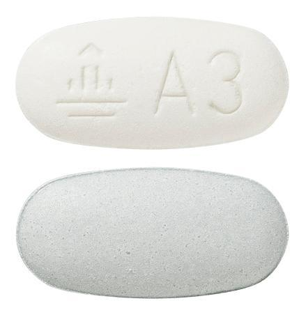 view of Pritor/Amlodipine 80 mg/5 mg