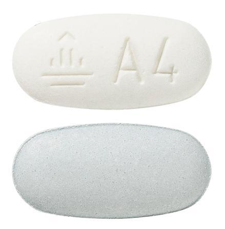 view of Pritor/Amlodipine 80 mg/10 mg