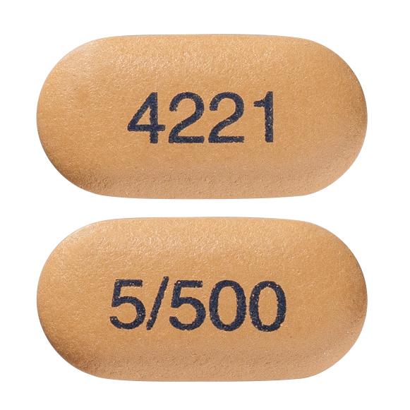 Kombiglyze XR 5/500 | healthdirect