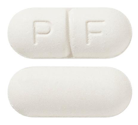 view of Paracetamol and Codeine Phosphate 500/30 (GH)