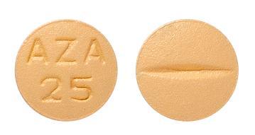 view of Azathioprine (Apo)