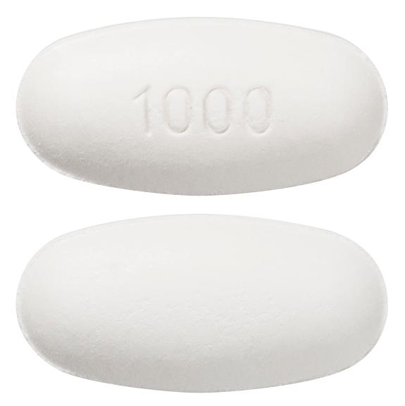 view of Diaformin XR