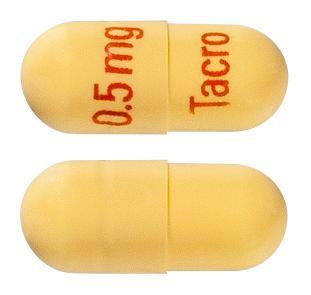 view of Tacrolimus (Pharmacor)