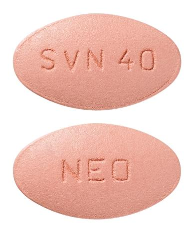 view of Simvastatin (Terry White Chemists)