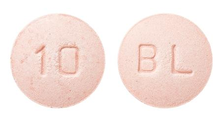 view of Lisinopril (Chemmart)