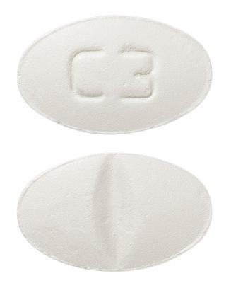 view of Escitalopram (Chemmart)