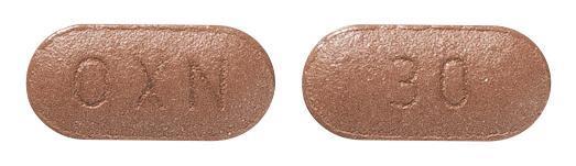view of Targin 30/15 mg