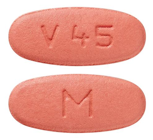 view of Valganciclovir (Mylan)
