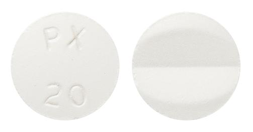 view of Paroxetine (GH)