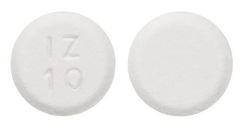 view of Rizatriptan ODT (Apotex)