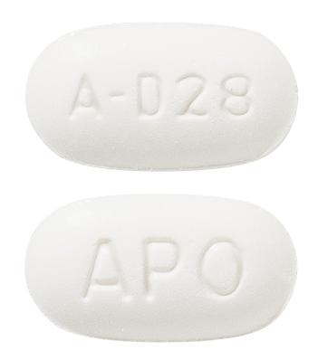 view of Alendronate Plus D3 70 mg/70 microgram (Apo)