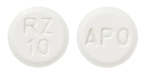 view of Rizatriptan (Terry White Chemists)