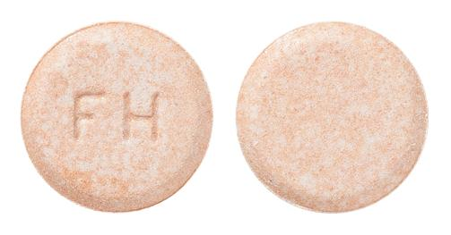 view of Fosinopril Sodium HCTZ 20/12.5 mg (Apo)