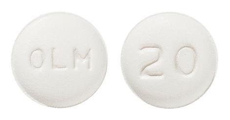 view of Olmesartan (Pharmacor)