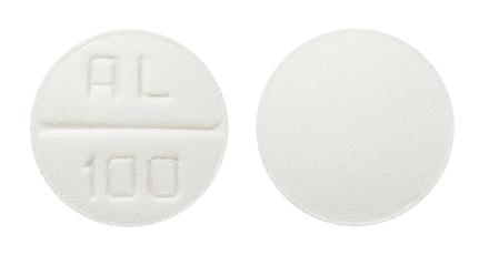 view of Allopurinol (Apotex)
