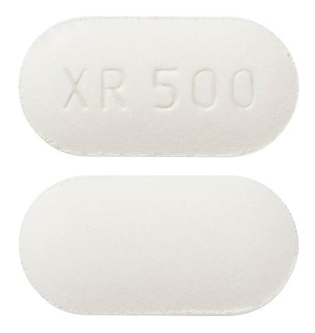 view of Metformin XR (Blooms The Chemist)