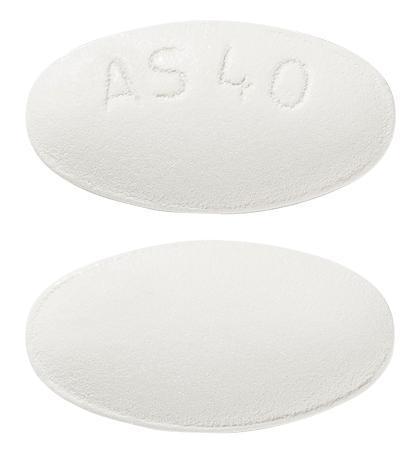 view of Atorvastatin (Apo)