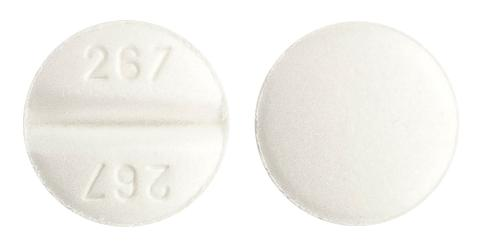 view of Betahistine (Mylan)
