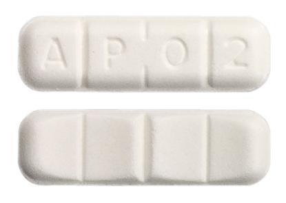 view of Alprazolam (DP)