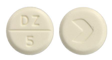 view of Diazepam (GA)