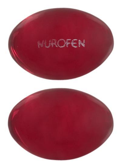 view of Nurofen Liquid Capsule