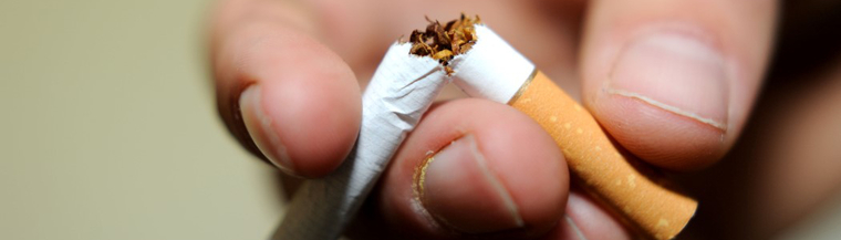 Quitting smoking is the best way to treat emphysema.