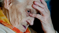 Dementia gradually gets worse overtime and is more common in older people.